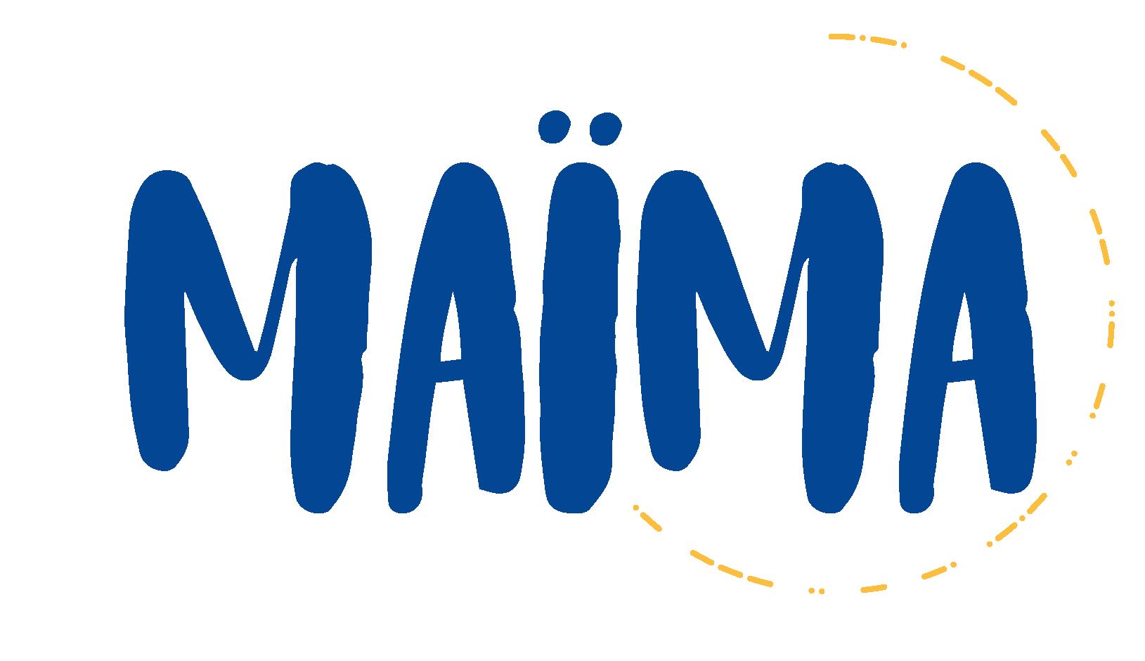 logo agence Maïma